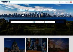 hotels.westjet.com