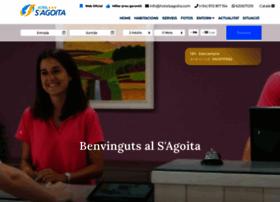 hotelsagoita.com