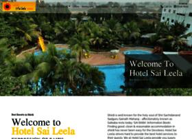 hotelsaileela.com