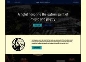 hotelsaintcecilia.com