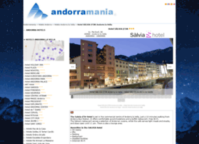 hotelsalvia.andorramania.com