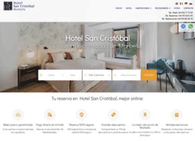 hotelsancristobal.com