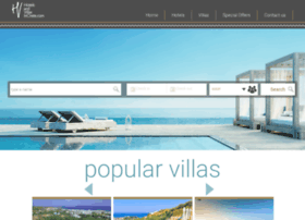 hotelsandvillasincrete.com
