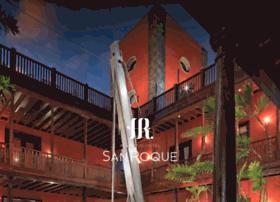 hotelsanroque.com