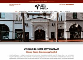 hotelsantabarbara.com