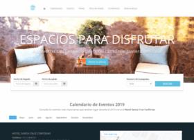 hotelsantacruzcorferias.com