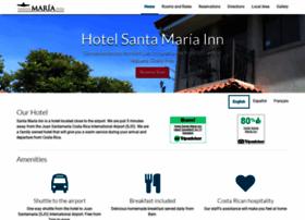 hotelsantamariainn.com