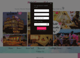 hotelsarangpalace.com