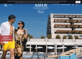 hotelsavoybeach.eu