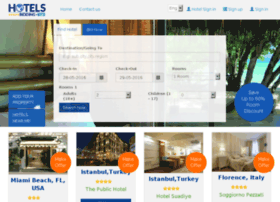 hotelsbidding.com