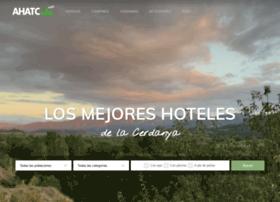 hotelscerdanya.com