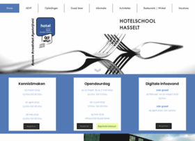 hotelschoolhasselt.be