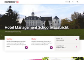 hotelschoolmaastricht.nl