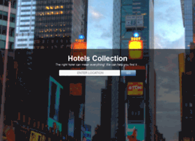 hotelscollection.com