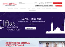 hotelsentralseaviewpenang.com.my