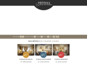 hotelsetrelaisdecharme.com