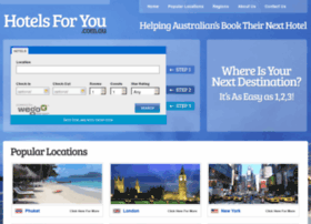 hotelsforyou.com.au