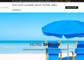 hotelshelley.com
