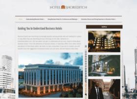 hotelshoreditch.com