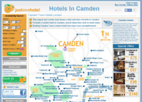 hotelsincamden.co.uk