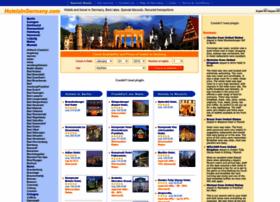 hotelsingermany.com