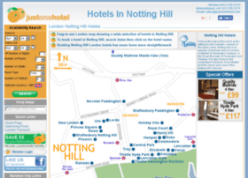 hotelsinnottinghill.co.uk