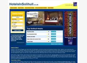hotelsinsolihull.co.uk