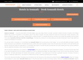 hotelsinsomnath.com