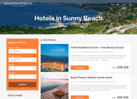 hotelsinsunnybeach.net