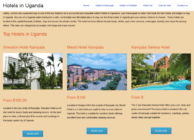 hotelsinuganda.com