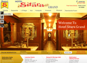hotelsitaragrand.com