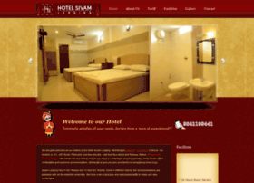 hotelsivam.com