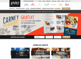 hotelsjaro.com