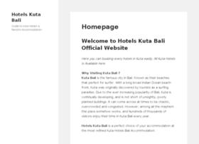 hotelskutabali.com