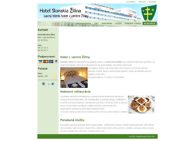 hotelslovakiazilina.com
