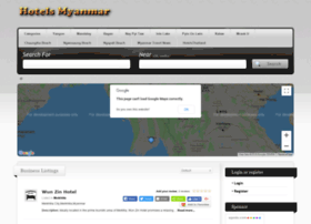 hotelsmyanmar.com