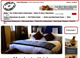 hotelsofmanchester.com