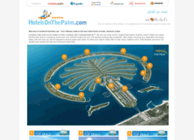 hotelsonthepalm.com