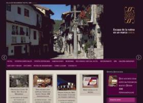 hotelspamogarraz.com