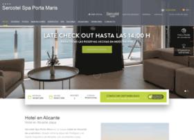hotelspaportamaris.com
