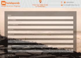 hotelspondy.com