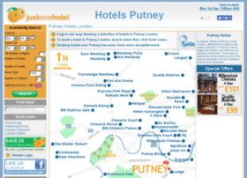 hotelsputney.co.uk