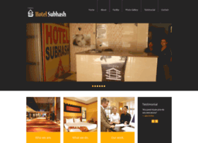 hotelsubhash.com