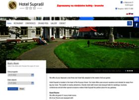hotelsuprasl.com