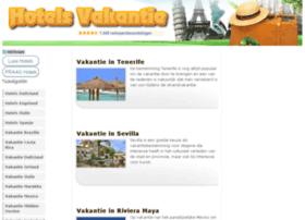 hotelsvakantie.com