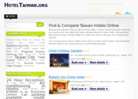 hoteltaiwan.org