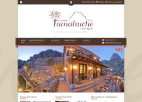 hoteltamahuche.com