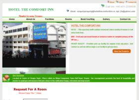 hotelthecomfortinn.in