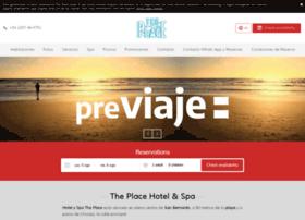 hoteltheplace.com.ar