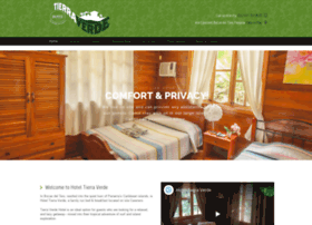 hoteltierraverde.com